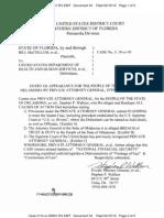 STATE of FLORIDA, et al. v U.S. DHHS, et al. - 34 - 34  MOTION to Intervene - flnd-04902743541.34.0