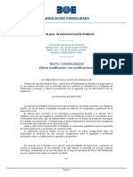 Ley 5 2010 de Autonomia Local de Andalucia