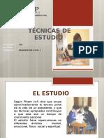 TECNICAS DE ESTUDIO ....... FICHAS2