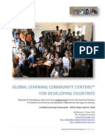 Global Learning Community Centers by Richard C Close White Paper