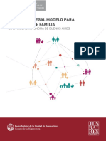 Código Procesal Modelo Para La Justicia de Familia