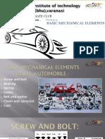 Basics of Automobile 2