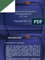 Presentacion SSL TLS