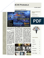 Parable - IIM Ranchi, April 2015