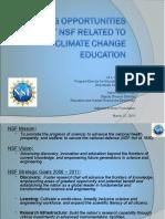 6 Nsf Ccep i Program Solicitation