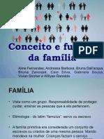 Apresentação Sobre Famílias