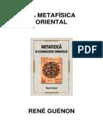 13a-Guénon-La Metafísica Oriental.pdf