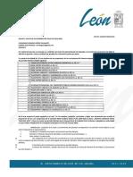 AYUNTAMIENTO DE LEÓN RESPONDE SOLICITUD DE INFORMACIÓN FOLIO SSI-2016-0095