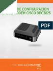 DPC3825 modem
