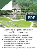 Aula 2 El Pensamiento Político y Social en Las Antiguas Culturas de Mesoamérica y Caribe
