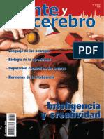 Mente y Cerebro No. 2 - Inteligencia y creatividad