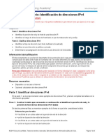8.1.4.8 Lab - Identifying IPv4 Addresses - ILM