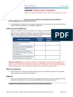 3.4.1.1 Class Activity Guaranteed to Work Instructor Planning Document IG