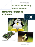 Booklet for Installation of Linux