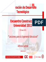 Lecciones Ingenieria Estructural Alfonso Larrain