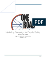 One Road Campaign