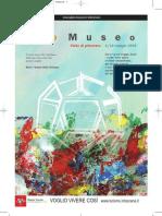 Programma Amico Museo 2010 in Toscana