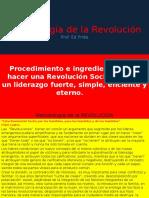 Metodología de la Revolución