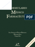 Formulario Médico Farmacéutico