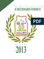 Resumen Diccionario Juridico Plhm 2013