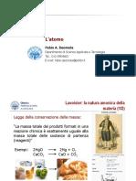 Deorsola_lezione 2 - l'Atomo