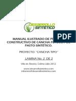 Manual Ilustrado Proceso Constructivo