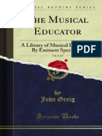 The Musical Educator