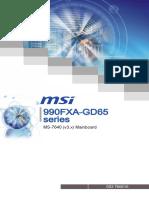 MSi 990FXA-GD65 User Manual v3.2