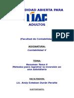 2da Actividad Practica (Contabilidad v)