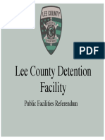 Lee County Jail - Presentation