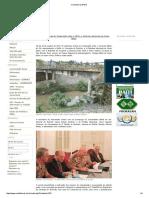 3ª de (2014) Assinado Acordo de Cooperação Entre CMS e a Prefeitura Municipal de Santa Maria