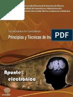 Principios y Tecnicas