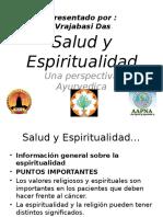 Salud y Espiritualidad