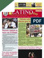 El Latino de Hoy 4-21-2010