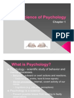 Intro to Psychology + brief historical background