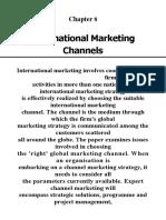 200434 International Marketing