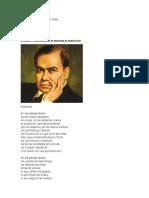 Actividad 1. Análisis Poético de Autumnal de Rubén Darío