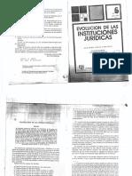 Ficha 5 - Evolución de Las Instituciones Jurídicas