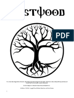 Mystwood 4th Edition