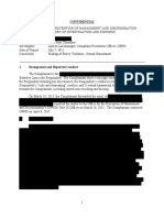 Choudhry Investigation Report 7-7-15 - REDACTED