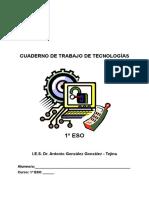 Cuaderno de Tecnologia 1eso 2015