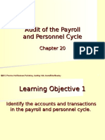 Auditing Arens Chapter 20