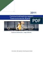 Communicatieadviesrapport MPF