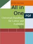 Handbuch für Ausbilder