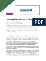 Métodos de Investigación (1)