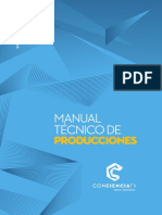 Manual Tecnico de Producciones