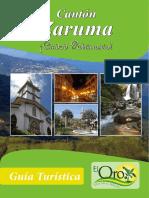 Guía Turística del cantón Zaruma