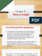 Exposición Marco Legal