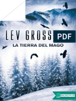 Lev Grossman-La Tierra Del Mago