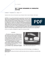 The use of Osmed tissue expanders in paediatric burns reconstruction.pdf